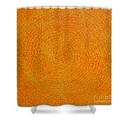 Su Gaia Shower Curtain