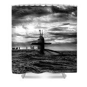Submariner Shower Curtain