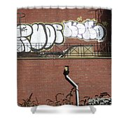 Subouta Shower Curtain