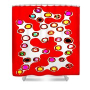 Such A Lovely Day Don't You Think Shower Curtain by Eikoni Images