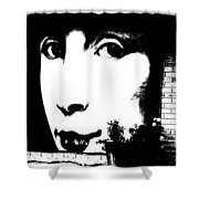 Such Lips... Shower Curtain