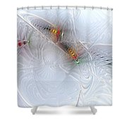 Sufficient Cause Shower Curtain