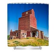 Suffolk Red Shower Curtain