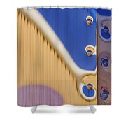 Sugar Pop Shower Curtain