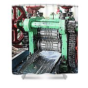 Sugarcane Juice Shower Curtain