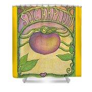 Sugarplum #4 Shower Curtain