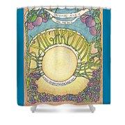 Sugarplum #5 Shower Curtain