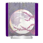 Sugarplum #9 Shower Curtain