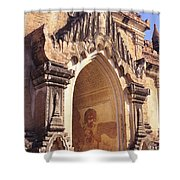 Sulamani Temple Shower Curtain