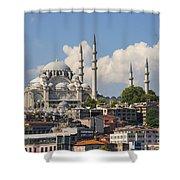 Suleymaniye Camii Shower Curtain