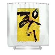 Sulfur Bath  --start- Shower Curtain