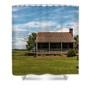 Sullivan's Island Gem Shower Curtain