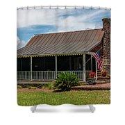 Sullivan's Island Southern Charm Shower Curtain