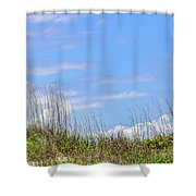 Sullivans Island Shower Curtain