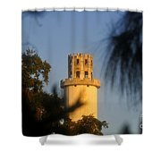 Sulphur Springs Tower Shower Curtain