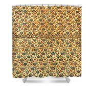 Sultan Ahmed Mosque Tiles Shower Curtain