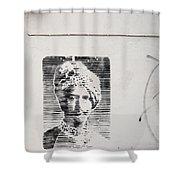 Sultan Shower Curtain