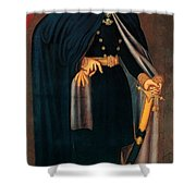 Sultan Mahmud II Shower Curtain