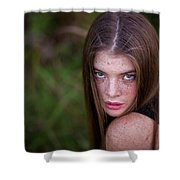 Sultry Shower Curtain