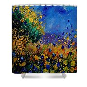 Summer 459090 Shower Curtain