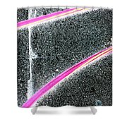 Summer Abstract Shower Curtain