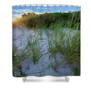 Summer At The Cape IIi Shower Curtain
