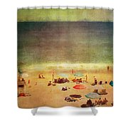Summer At The Cape Iv Shower Curtain