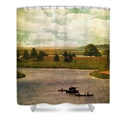 Summer At The Cape V Shower Curtain