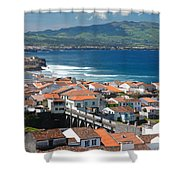 Summer Day In Sao Miguel Shower Curtain