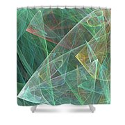 Summer Design Shower Curtain