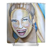 Summer Dream 2 Shower Curtain