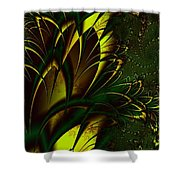 Summer Frenzy Shower Curtain