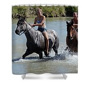 Summer Fun 5 Shower Curtain