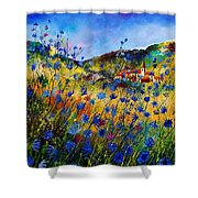 Summer Glory Shower Curtain