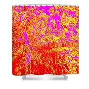 Summer Heat Shower Curtain by Eikoni Images