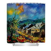 Summer In Mogimont Shower Curtain