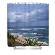 Summer In Paradise Shower Curtain