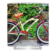 Summer In Stowe Shower Curtain