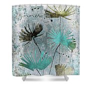 Summer Joy  - 10 Shower Curtain