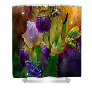 Summer Life Shower Curtain