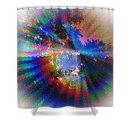 Summer Light Shower Curtain