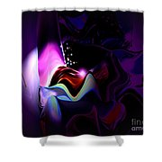 Summer Lites Shower Curtain