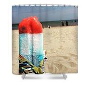 Summer Lovin Shower Curtain