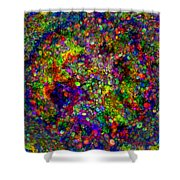 Summer Of Love - Rembrance Shower Curtain