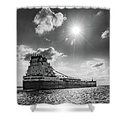 Summer Of The Great Republic   Shower Curtain