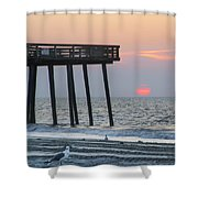 Summer Paradise Shower Curtain
