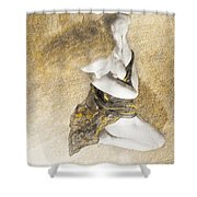 Summer Romance V5 Shower Curtain