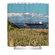 Summer Seas Shower Curtain