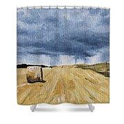 Summer Storms Shower Curtain