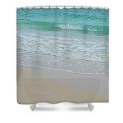 Summer Tide Shower Curtain
